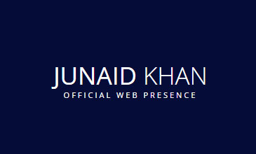 Junaid Khan Official